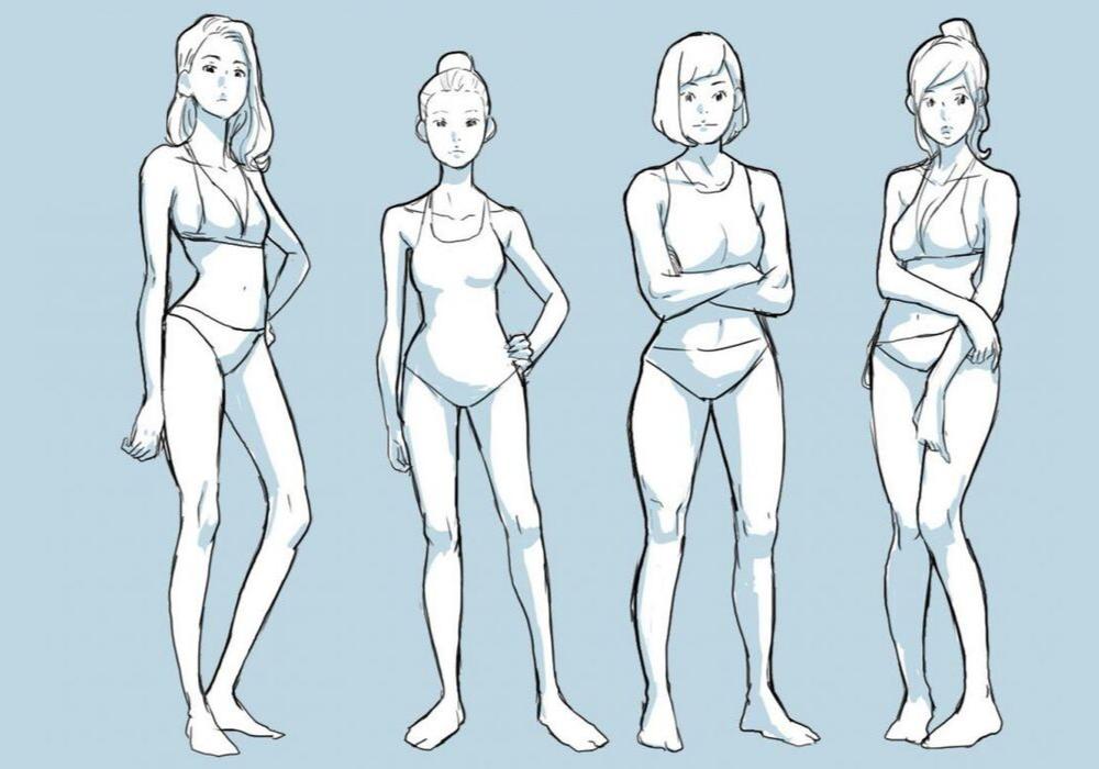 男性が本当に好きな女性の体型